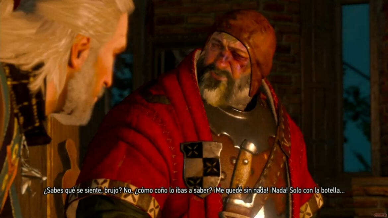 Análisis The Witcher Switch escenas 03