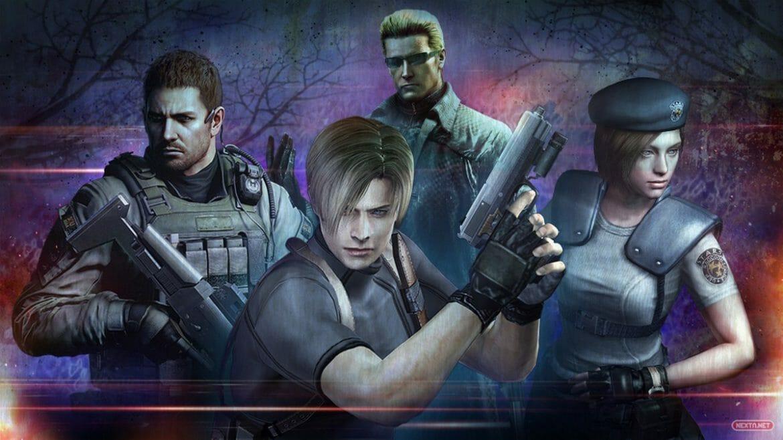 Resident Evil Super Smash Bros. Ultimate