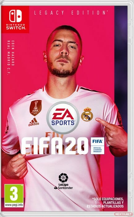 Boxart FIFA 20