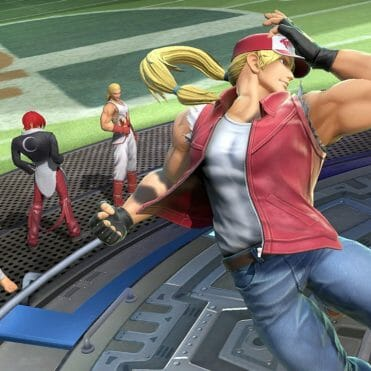 Super Smash Bros Ultimate Terry Bogard Nintendo Switch