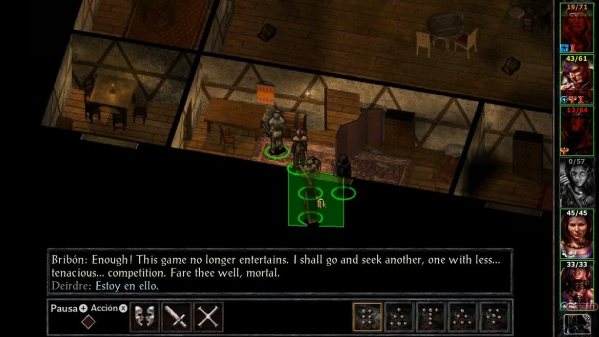BALDUR'S GATE ENHACED EDITION