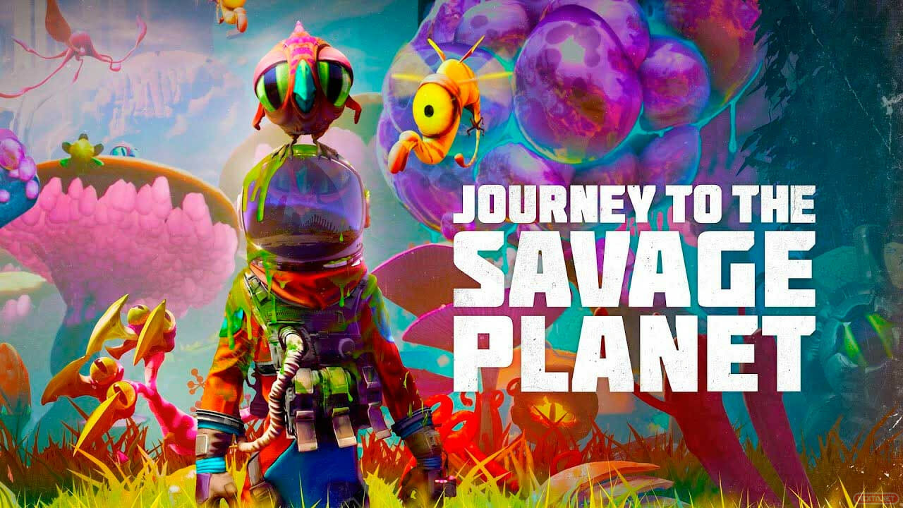 Journey Savage Planet