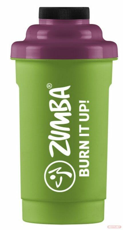Zumba Burn it Up! botella FitShaker