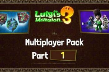 Luigi's Mansion 3 DLC Switch