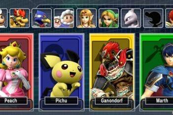Super Smash Bros Ultimate Melee