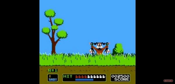 NESxtalgia Zapper Duck Hunt