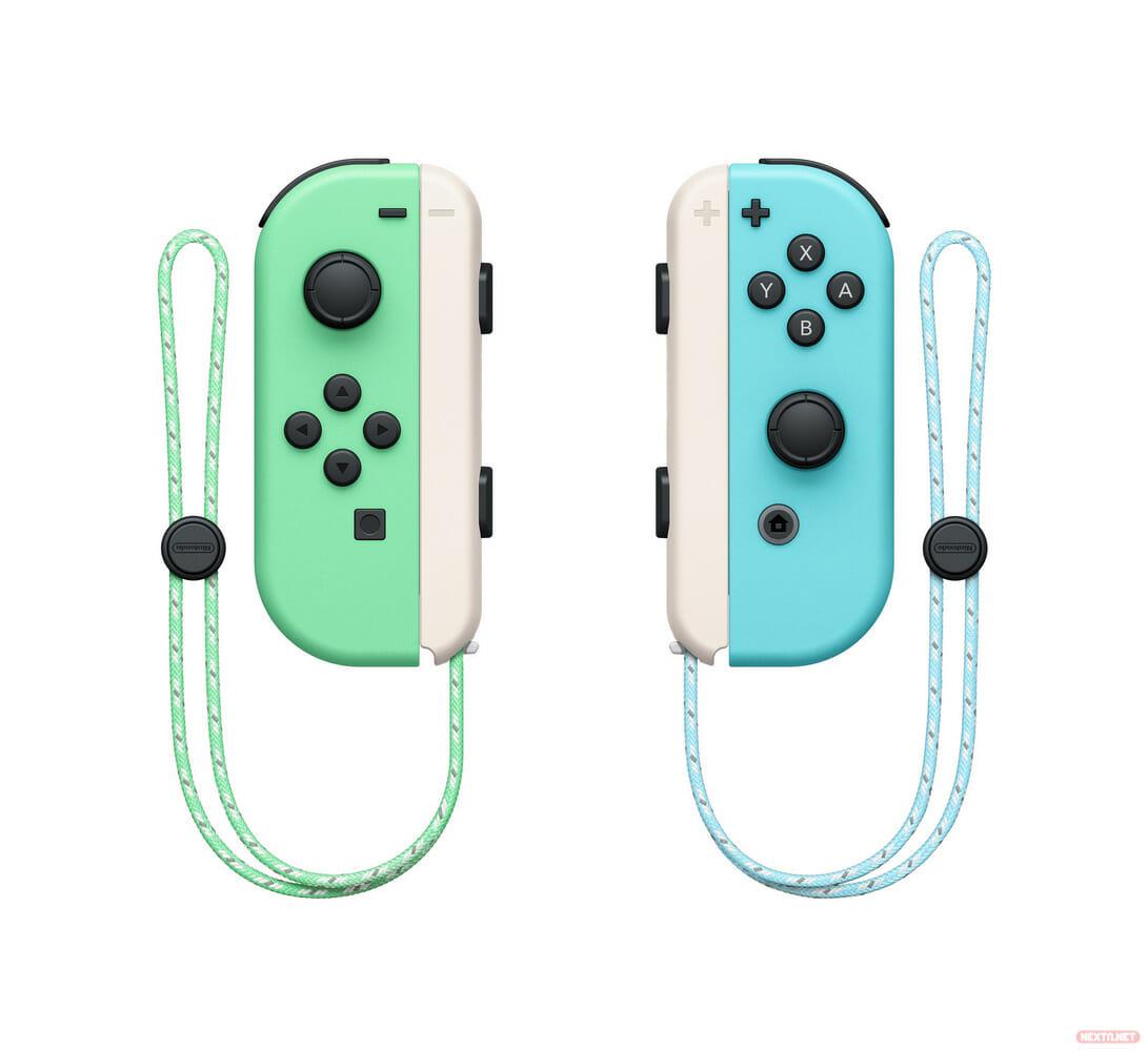 Animal Crossing New Horizons pack Nintendo Switch Joy-Con