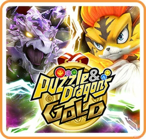 Puzle and Dragons Gold