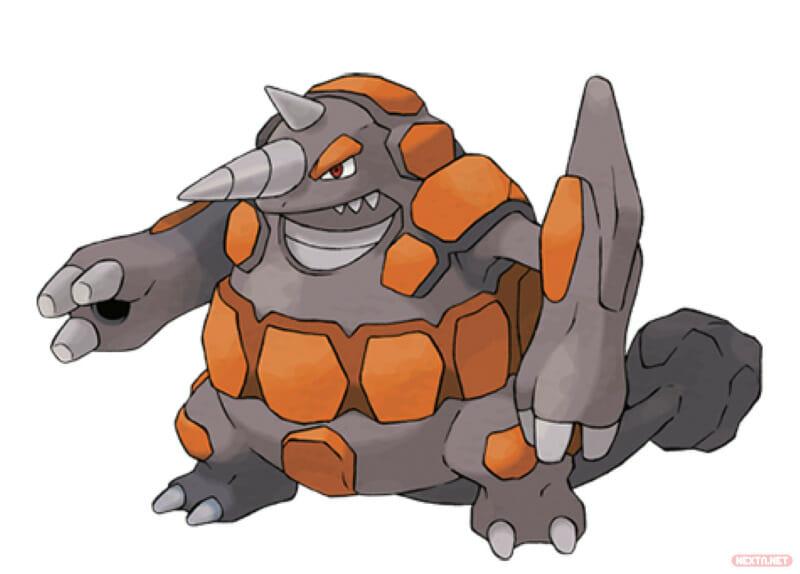 Rhyperior Pokémon GO