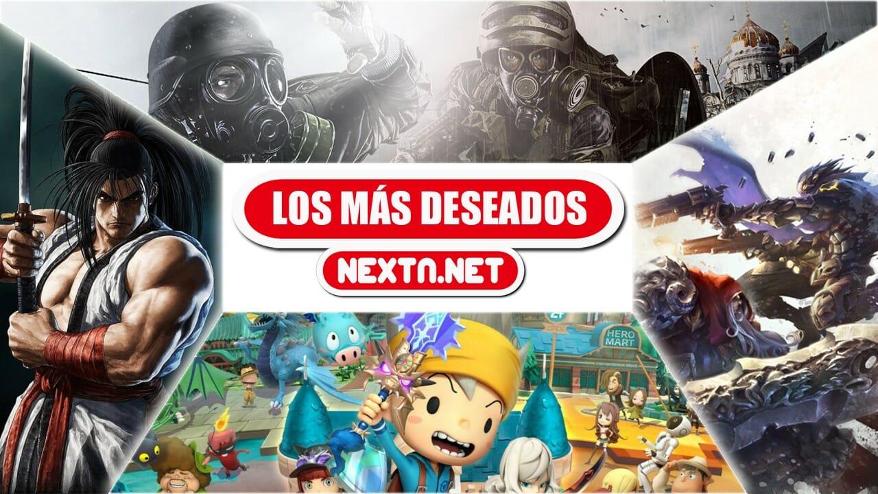 Los más deseados de NextN Febrero 2020 Darksiders Genesis Metro Redux Fire Emblem Three Houses Snack World Nintendo Switch