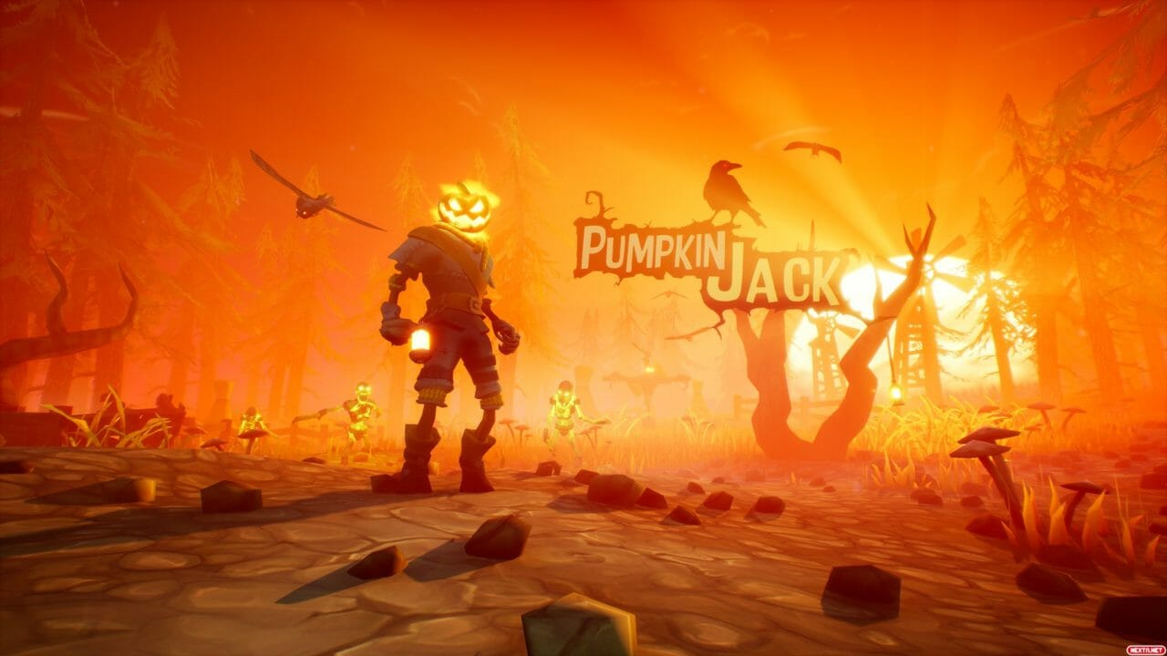 Pumpkin Jack Switch