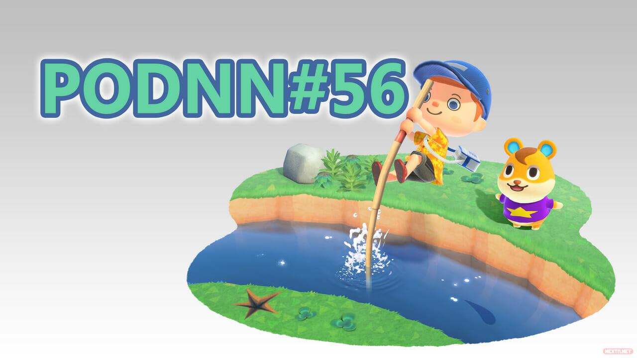 PodNN56 podcast Animal Crossing New Horizons