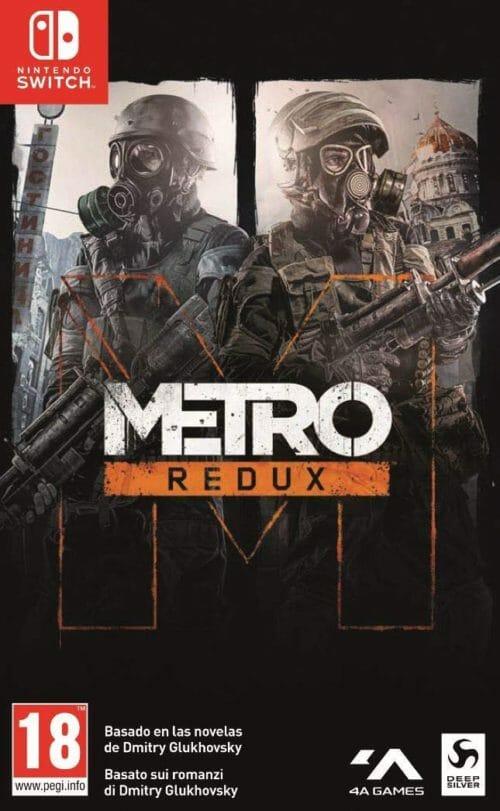 Metro 2033 Metro: Last Light Redux