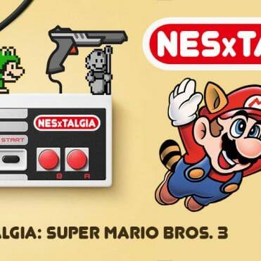 Super Mario Bros. 3 NESxtalgia