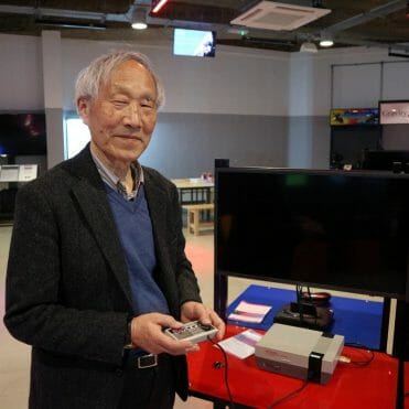 NES creador Masayuki Uemura
