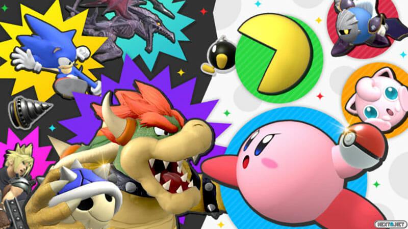 Super Smash Bros Ultimate Torneo Puntiagudos