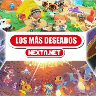 Los más deseados de NextN Marzo 2020 Pokémon Mundo Misterioso Equipo de Rescate DX Animal Crossing New Horizons My Hero One's Justice 2 Nintendo Switch