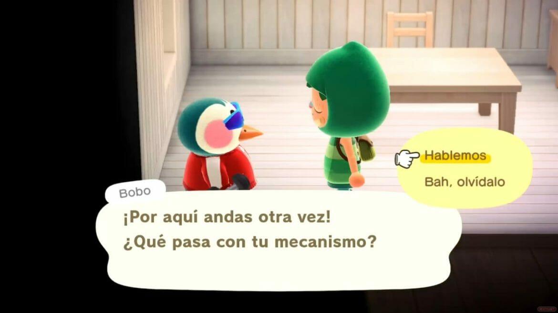 Análisis Animal Crossing New Horizons