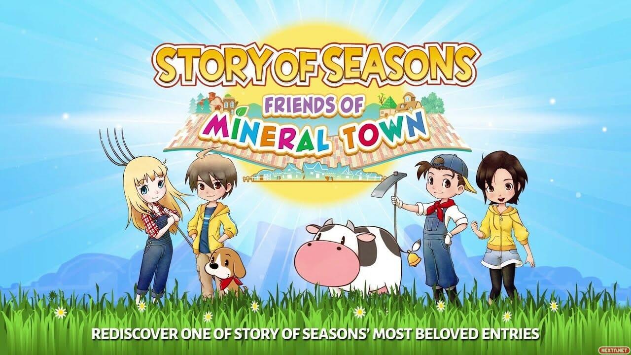 XSEED Story of Seasons