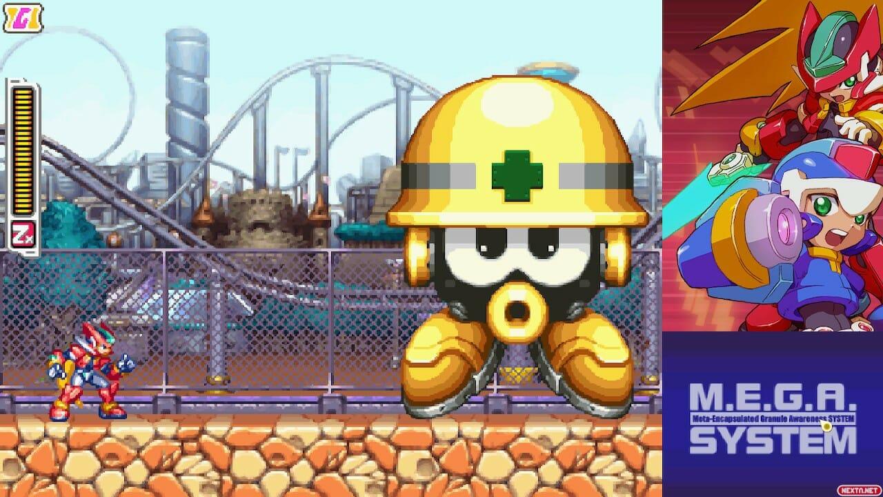 Mega Man ZX Legacy Collection Nintendo Switch análisis
