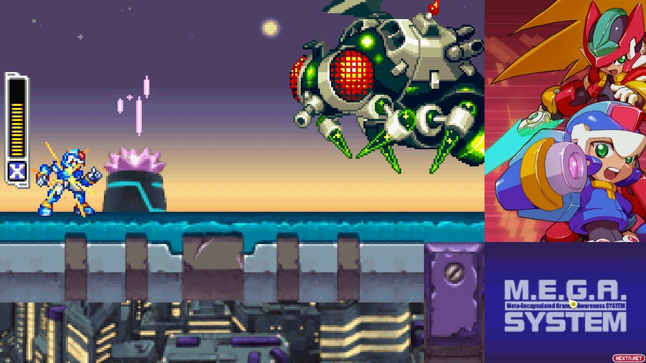 MegaMan ZX Legacy Collection Nintendo Switch análisis