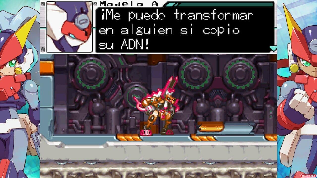 Mega Man Zero Legacy Collection