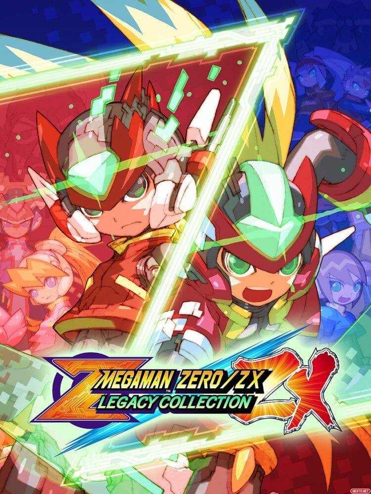 Mega Man Z/ZX Legacy Collection Nintendo Switch análisis