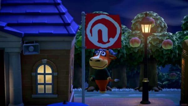 Guía Animal Crossing New Horizons bandera isla NextN