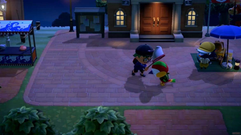 Guía Animal Crossing New Horizons capirotazo