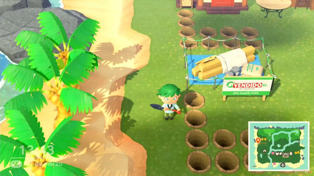 2003-20 Guía Animal Crossing New Horizons emplazar casas y edificios 01