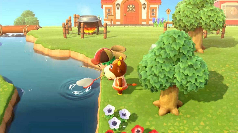 Guía Animal Crossing New Horizons joder pesca