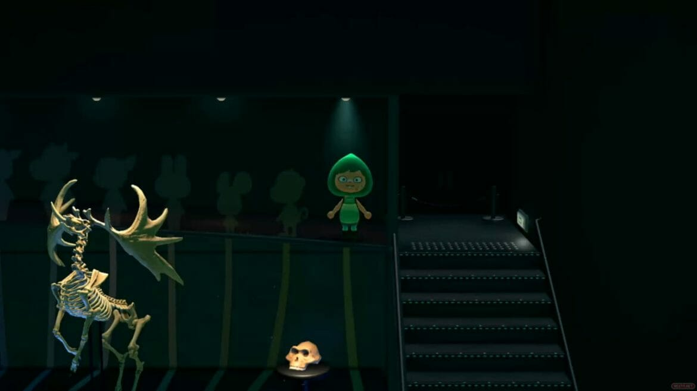 Guía Animal Crossing New Horizons museo