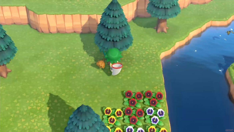 Guía Animal Crossing New Horizons picadura avispa