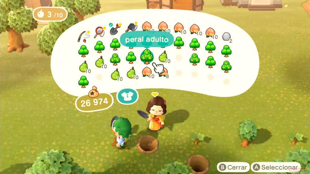 Guía Animal Crossing New Horizons trabajo entre dos jugadores