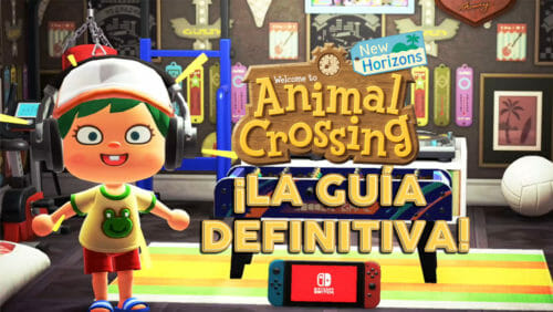Guía Animal Crossing New Horizons