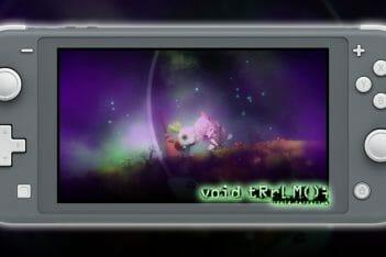 Void Terrarium Fecha de Salida 10 de julio Europa Nintendo Switch PS4