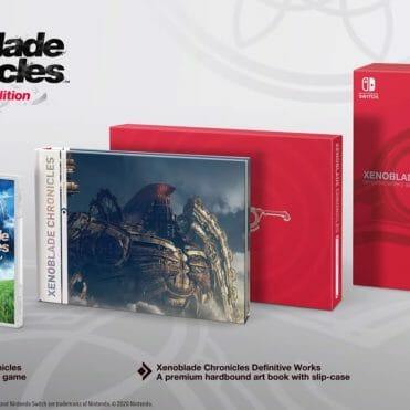 2004-01 Xenoblade Chronicles edición especial América