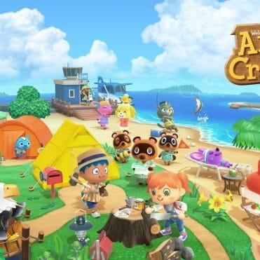 Animal Crossing New Horizons artwork