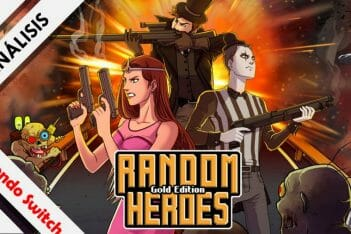 Random Heroes Portada