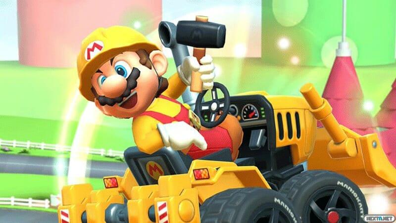Trick Tour Mario Kart Tour