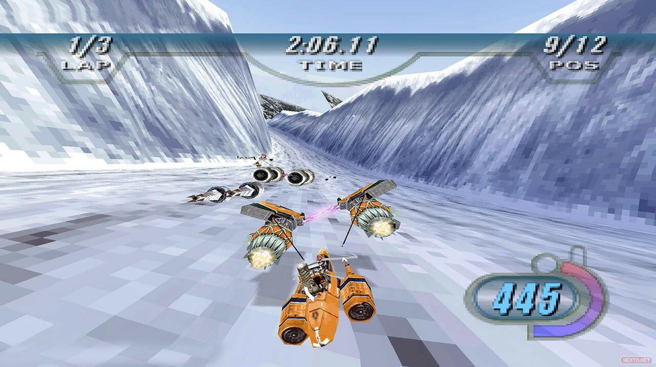 Star Wars Episodio 1: Racer