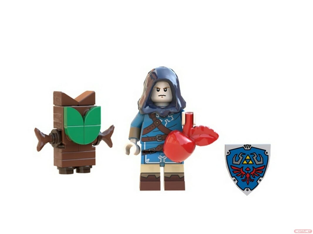 LEGO BOTW Kolog
