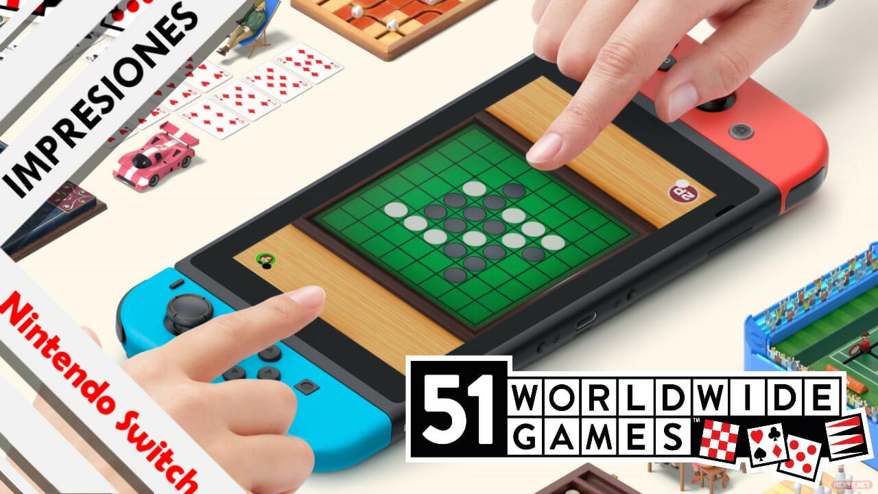 Impresiones 51 Worldwide Games