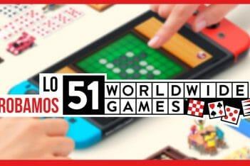 Worldwide Games gameplay
