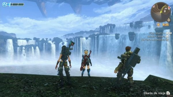 Análisis Xenoblade Chronicles Definitive Edition