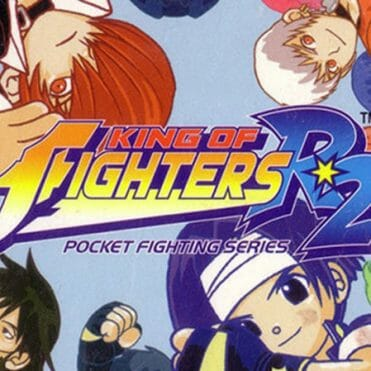 King of Fighters R-2 Switch