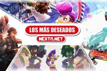 Los más deseados de NextN Junio 2020 Nintendo Switch Ninjala Burnout Paradise Cold Steel III Pokémon DLC Shantae 51 Worldwide Games