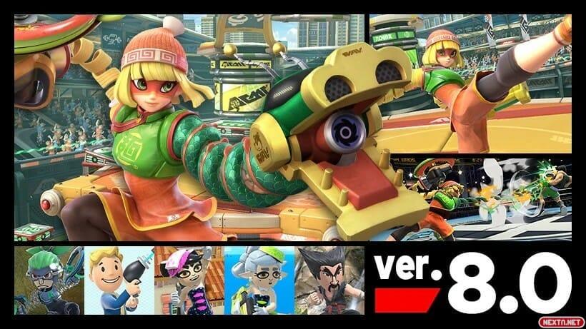 Super Smash Bros. Ultimate 8.0.0
