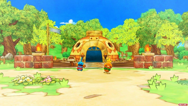 Pokémon Mundo Misterioso Switch