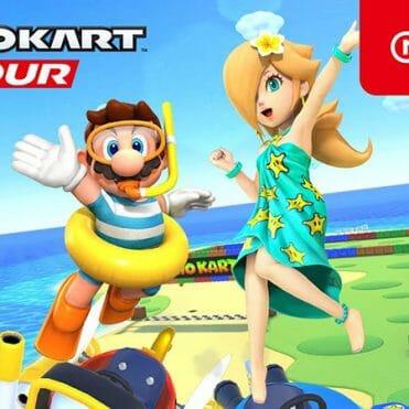 Marine Tour Mario Kart Tour
